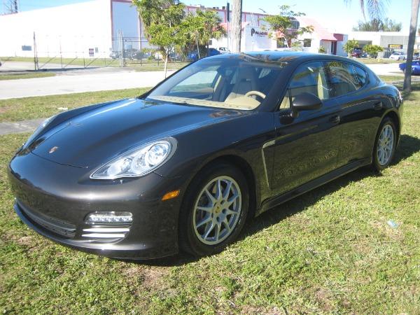 Used 2012 Porsche Panamera 4 | Miami, FL n5