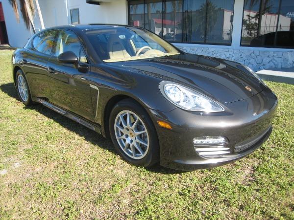 Used 2012 Porsche Panamera 4 | Miami, FL n7