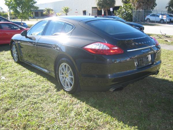 Used 2012 Porsche Panamera 4 | Miami, FL n8