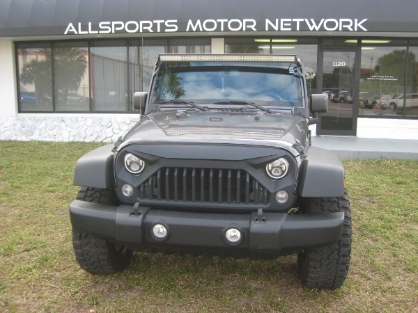 Used 2014 Jeep Wrangler Unlimited Freedom Edition | Miami, FL n2