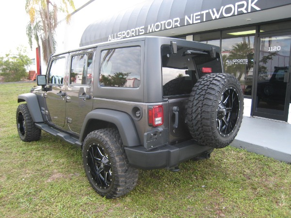 Used 2014 Jeep Wrangler Unlimited Freedom Edition | Miami, FL n3
