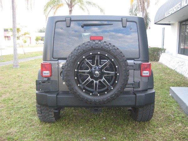 Used 2014 Jeep Wrangler Unlimited Freedom Edition | Miami, FL n4