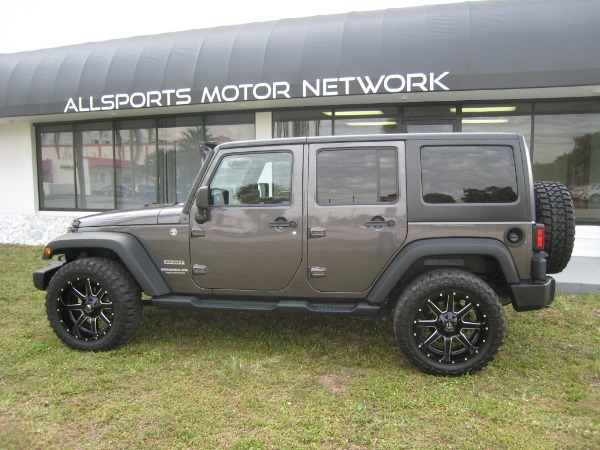 Used 2014 Jeep Wrangler Unlimited Freedom Edition | Miami, FL n6