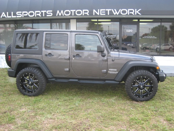 Used 2014 Jeep Wrangler Unlimited Freedom Edition | Miami, FL n9