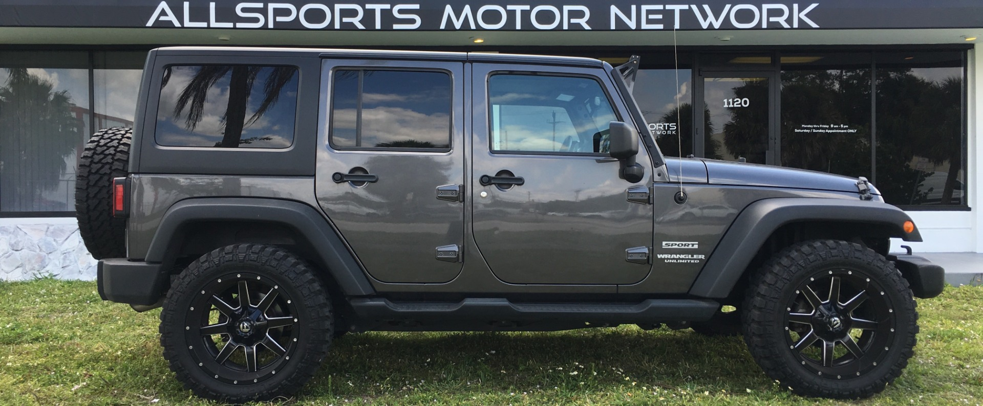 Used 2014 Jeep Wrangler Unlimited Freedom Edition | Miami, FL