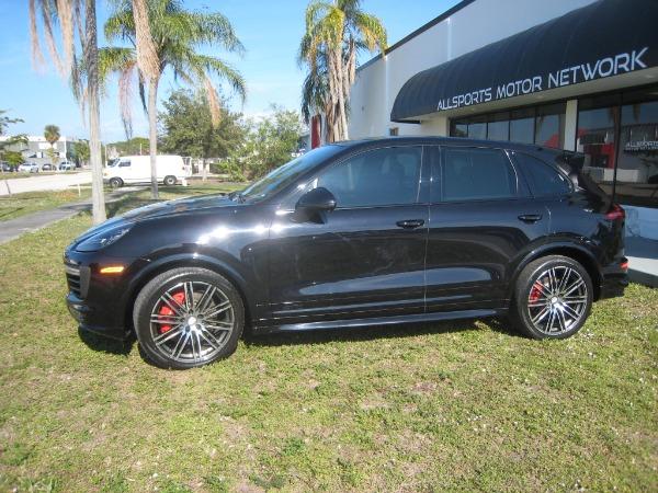 Used 2016 Porsche Cayenne GTS | Miami, FL n2