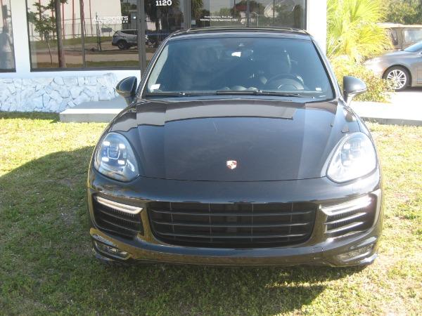 Used 2016 Porsche Cayenne GTS | Miami, FL n3