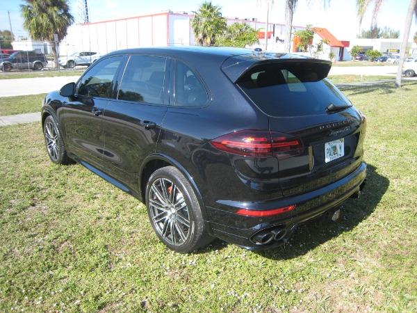 Used 2016 Porsche Cayenne GTS | Miami, FL n7