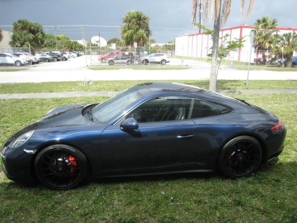 Used 2017 Porsche 911 Carrera GTS   Miami, FL n51