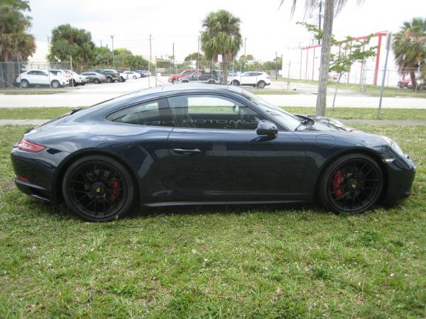 Used 2017 Porsche 911 Carrera GTS   Miami, FL n55