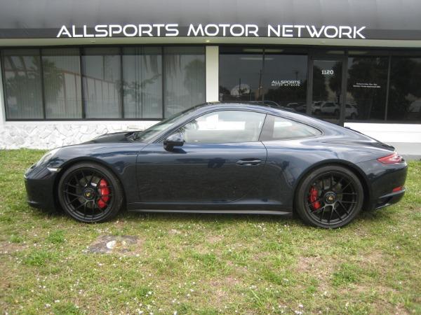 Used 2017 Porsche 911 Carrera GTS   Miami, FL n56