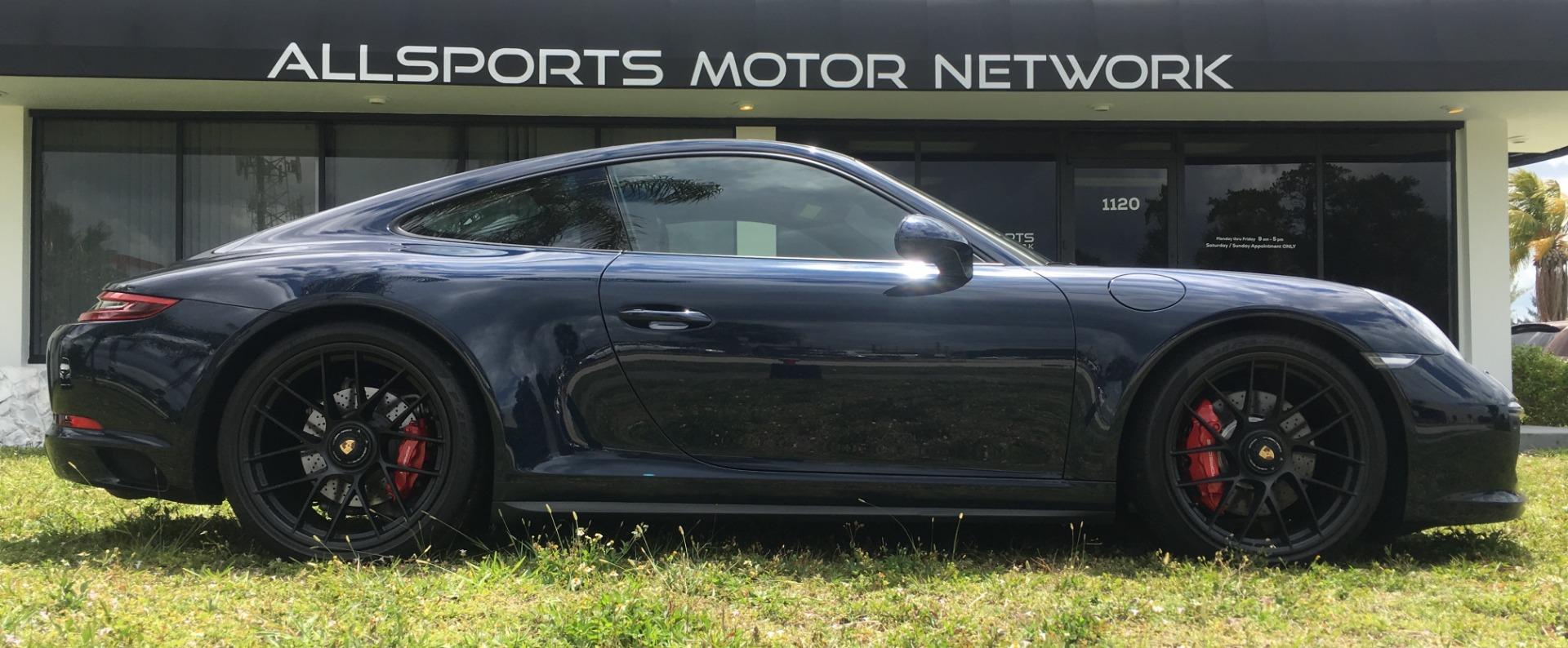 Used 2017 Porsche 911 Carrera GTS   Miami, FL