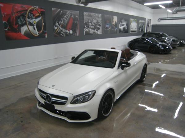 Used 2017 Mercedes-Benz C-Class AMG C 63 S | Miami, FL n11