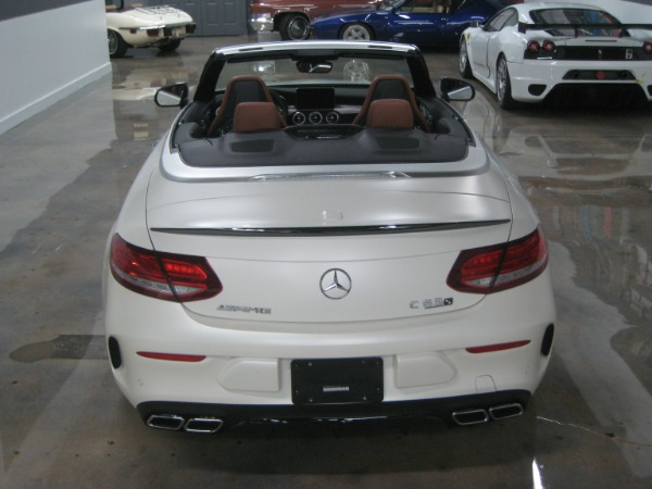 Used 2017 Mercedes-Benz C-Class AMG C 63 S | Miami, FL n15
