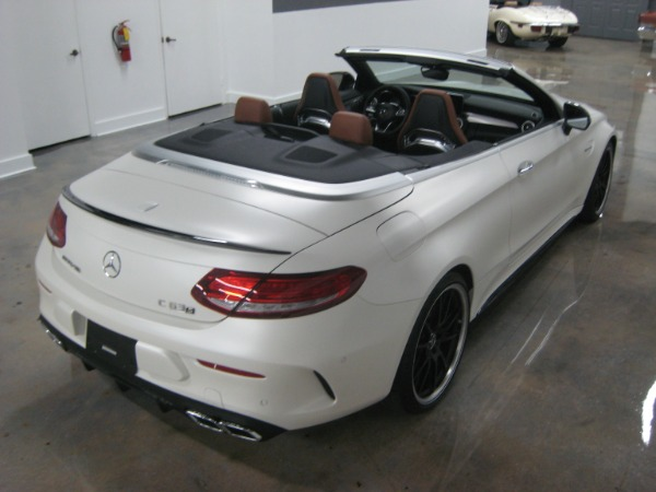 Used 2017 Mercedes-Benz C-Class AMG C 63 S | Miami, FL n16