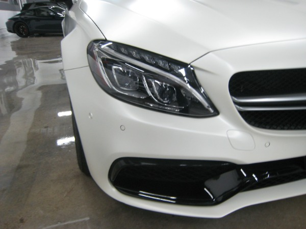Used 2017 Mercedes-Benz C-Class AMG C 63 S | Miami, FL n17