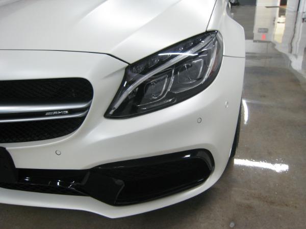 Used 2017 Mercedes-Benz C-Class AMG C 63 S | Miami, FL n19
