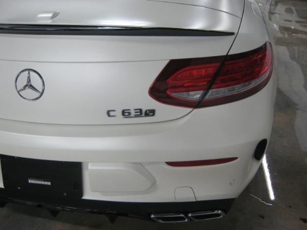 Used 2017 Mercedes-Benz C-Class AMG C 63 S | Miami, FL n20