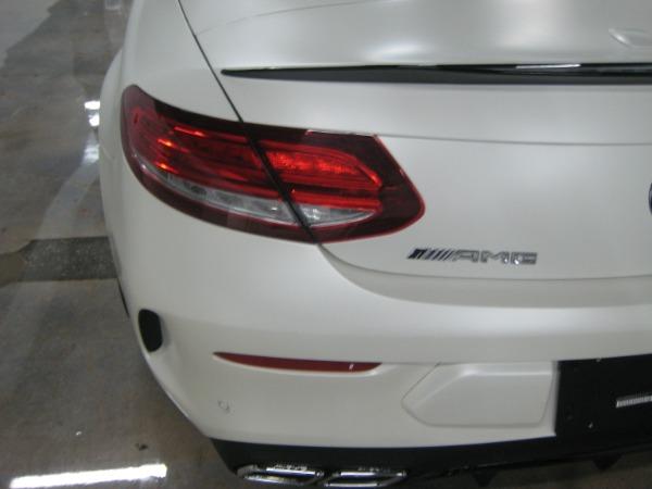Used 2017 Mercedes-Benz C-Class AMG C 63 S | Miami, FL n21