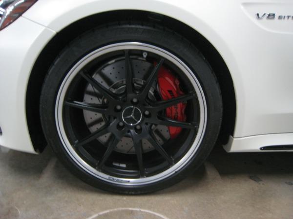 Used 2017 Mercedes-Benz C-Class AMG C 63 S | Miami, FL n23