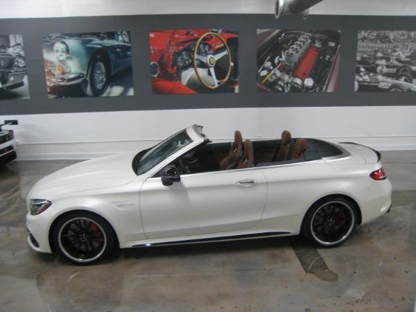 Used 2017 Mercedes-Benz C-Class AMG C 63 S | Miami, FL n24