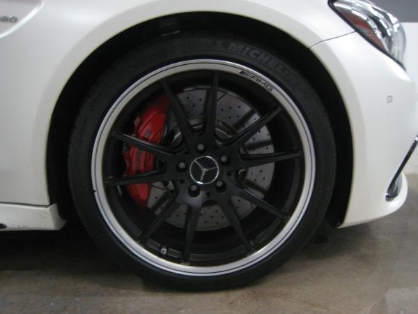 Used 2017 Mercedes-Benz C-Class AMG C 63 S | Miami, FL n26