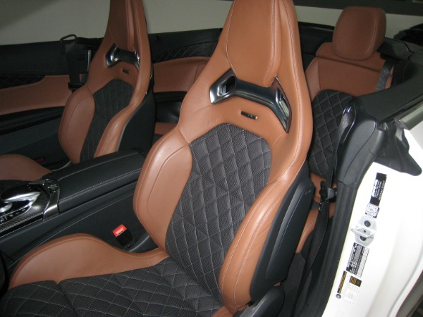 Used 2017 Mercedes-Benz C-Class AMG C 63 S | Miami, FL n33