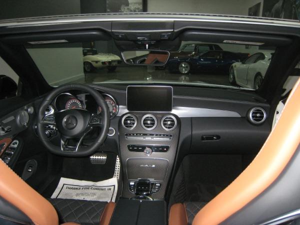 Used 2017 Mercedes-Benz C-Class AMG C 63 S | Miami, FL n34