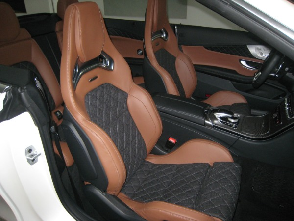 Used 2017 Mercedes-Benz C-Class AMG C 63 S | Miami, FL n35