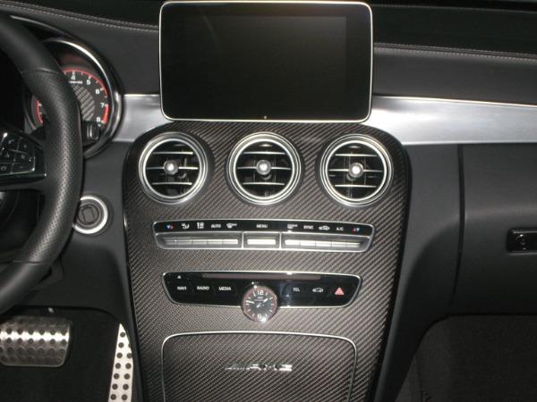 Used 2017 Mercedes-Benz C-Class AMG C 63 S | Miami, FL n40