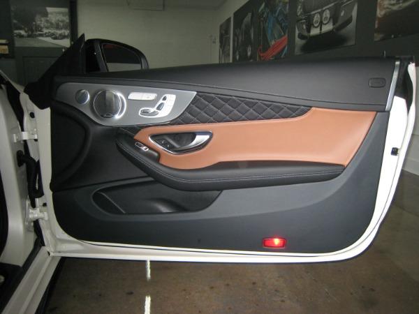 Used 2017 Mercedes-Benz C-Class AMG C 63 S | Miami, FL n43