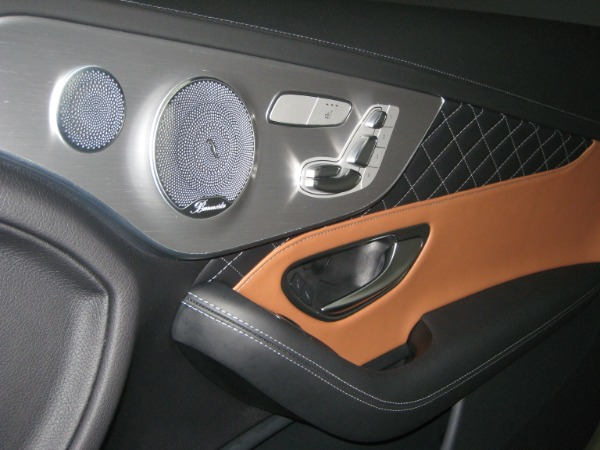 Used 2017 Mercedes-Benz C-Class AMG C 63 S | Miami, FL n44