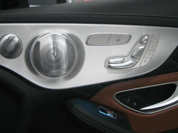 Used 2017 Mercedes-Benz C-Class AMG C 63 S | Miami, FL n45