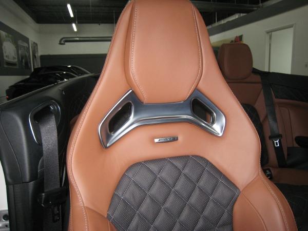 Used 2017 Mercedes-Benz C-Class AMG C 63 S | Miami, FL n46