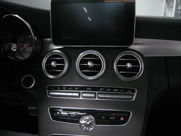 Used 2017 Mercedes-Benz C-Class AMG C 63 S | Miami, FL n53