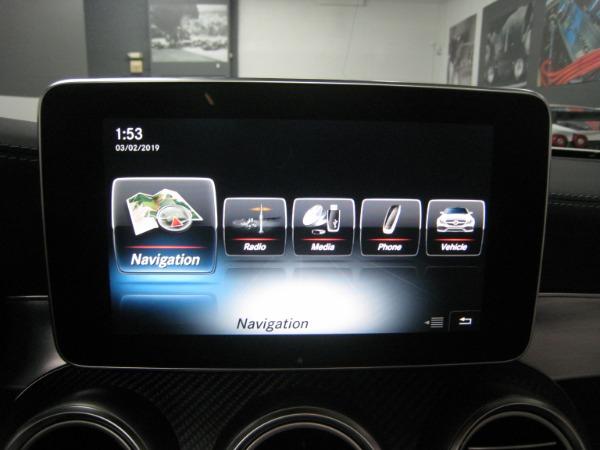 Used 2017 Mercedes-Benz C-Class AMG C 63 S | Miami, FL n56