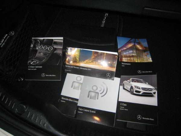 Used 2017 Mercedes-Benz C-Class AMG C 63 S | Miami, FL n57