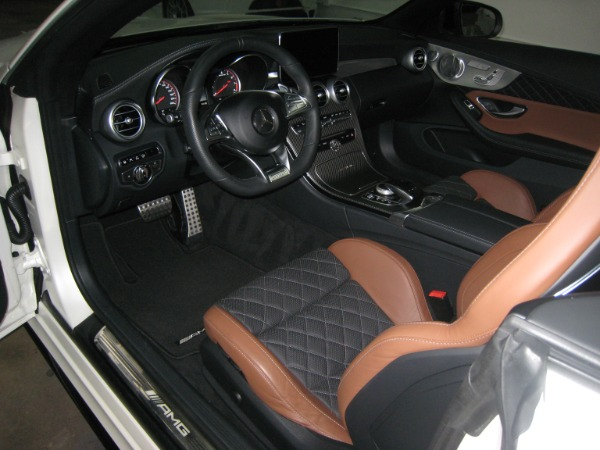 Used 2017 Mercedes-Benz C-Class AMG C 63 S | Miami, FL n58