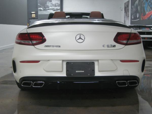 Used 2017 Mercedes-Benz C-Class AMG C 63 S | Miami, FL n6