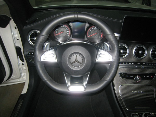 Used 2017 Mercedes-Benz C-Class AMG C 63 S | Miami, FL n63