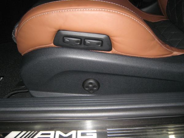 Used 2017 Mercedes-Benz C-Class AMG C 63 S | Miami, FL n65