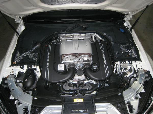 Used 2017 Mercedes-Benz C-Class AMG C 63 S | Miami, FL n72